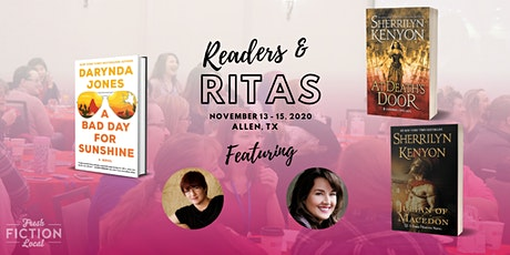 Readers & 'ritas 2020 tickets