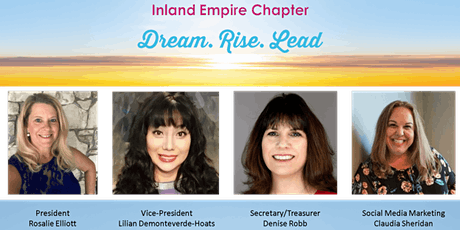 Inland Empire Chapter - Online Zoom tickets