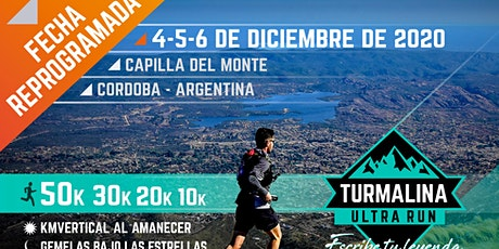 Turmalina Ultra Run 2020 entradas