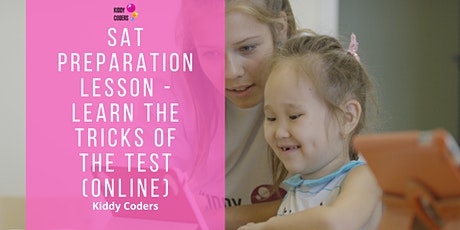Online Class for Kids 16y.o. and up - SAT Preparation tickets