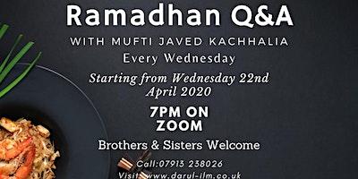 Ramadhan Q&A
