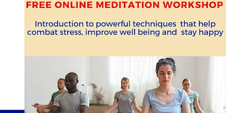 Secrets of Breath and Meditation - Art of Living and Teaneck Library tickets