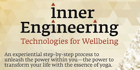 Inner Engineering Online (Free for Healthcare Providers) tickets