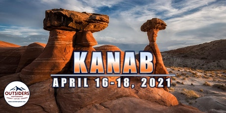 Kanab 2021 - Outsiders  Photography Conference tickets