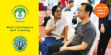 Multi-Intelligence NLP Practitioner Certification Jul Intake 2020 (Singapore) tickets