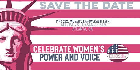 PINK's Spring Empowerment Event - Use Your Voice! tickets