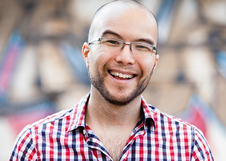 Masterclass with Canva Co-Founder, Cameron Adams image