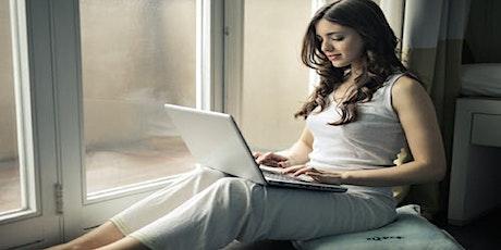 Homepreneur Online Business tickets