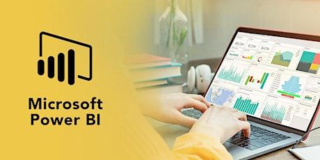 Microsoft Power BI Advanced - Online Training tickets