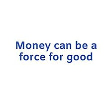 Mindful Money - Making investment a force for good logo