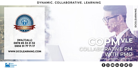 Collaborative PM (with Impactful PMO) VLE Online tickets