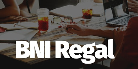 BNI Regal Weymouth Business Networking tickets