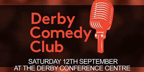 Derby Comedy Club Night 12th September 2020 tickets