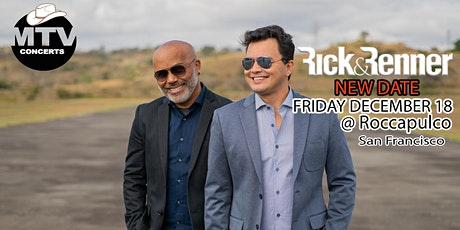 Rick & Renner Live in San Francisco tickets