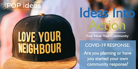 Ideas into Action tickets