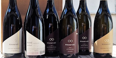 Live-Video-Weinseminar Weingut Nimmervoll Tickets
