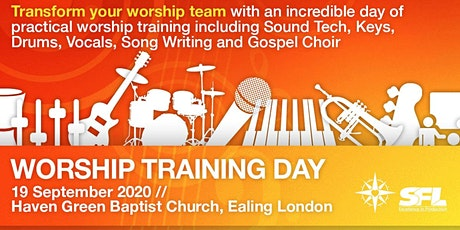 Worship Training Day with Musicademy, Psalm Drummers and SFL: Ealing, London tickets