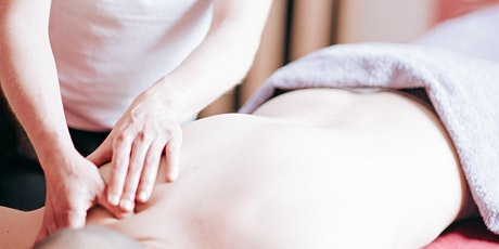 Live Holistic Massage Tutorial tickets