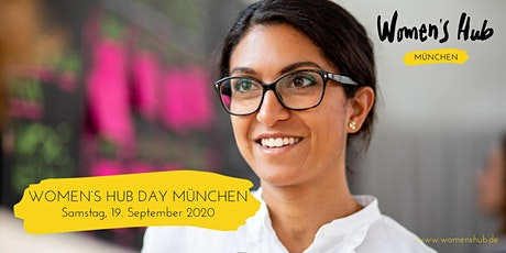 WOMEN'S HUB DAY MÜNCHEN 19. September 2020 Tickets