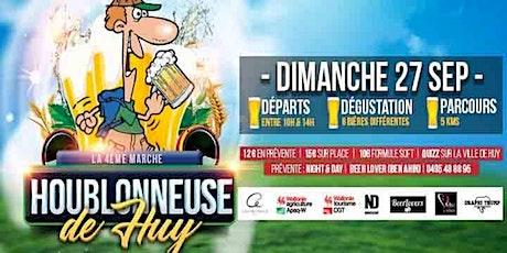 4ème Marche Houblonneuse billets