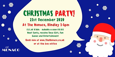 Kids Christmas Party 2020 tickets
