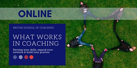 Insights into how coaching supervision supports CPD and wellbeing - Webinar tickets