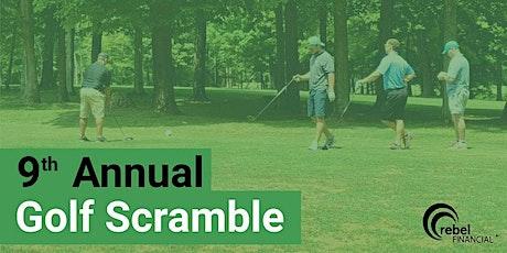 rF 9th Annual Golf Scramble tickets