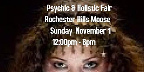 Rock Your World Spring Fever  Rochester Hills Psychic & Holistic Fair! tickets