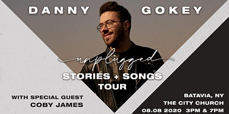 Danny Gokey - Unplugged | Batavia, NY tickets