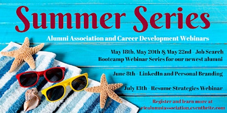 Summer Series: LinkedIn & Personal Branding tickets
