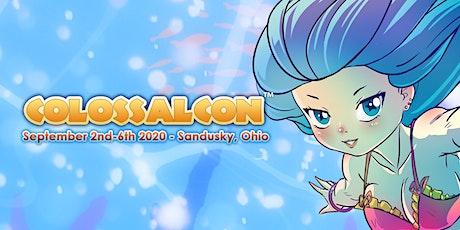 Colossalcon 2020 tickets