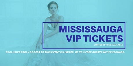 Opportunity Bridal VIP Early Access Mississauga Pop Up Wedding Dress Sale tickets