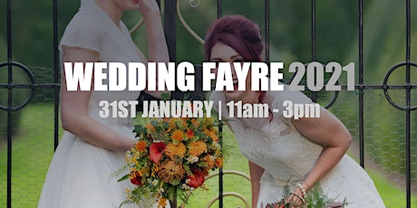 Norfolk Wedding Fayre 2021: Hockwold Hall tickets