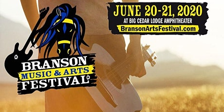 Branson Music & Arts Festival tickets