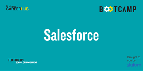 [VIRTUAL] Salesforce by Slalom Bootcamp - Level 1  tickets