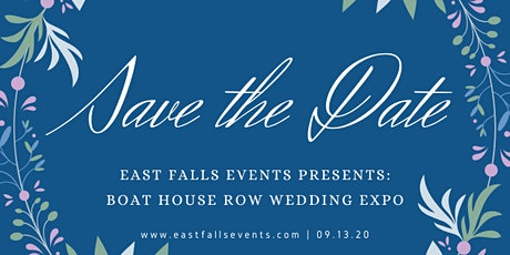 Boat House Row Bridal Expo tickets