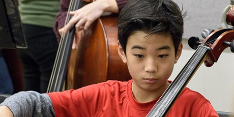 Oakland Youth Orchestras-- Call For Auditions tickets