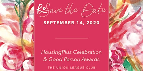 HousingPlus 2020 Celebration & Good Person Awards tickets