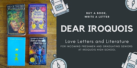 Dear Iroquois: Love Letters and Literature tickets