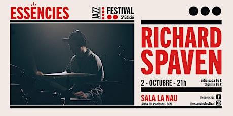 Richard Spaven Trío a Barcelona tickets