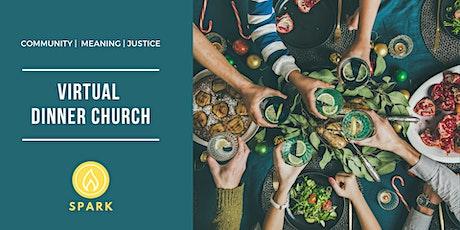 Dinner Church (Virtual) tickets