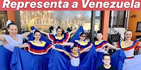 3er  TALLER DE DANZA FOLCLÓRICA VENEZOLANA EN WASHINGTON DC tickets