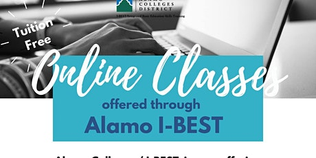 Alamo Colleges - SMART Choice Online Orientation tickets