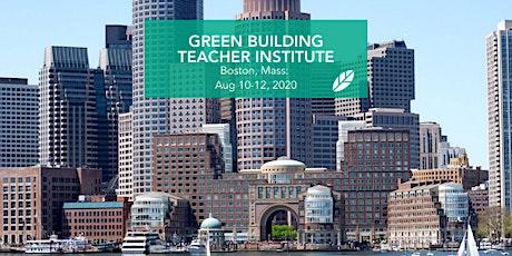 EcoRise: Green Building Teacher Institute - Boston, MA tickets