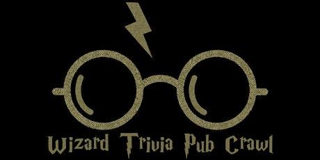 San Antonio - Wizard Trivia Pub Crawl - $15,000+ IN TRIVIA PRIZES! tickets