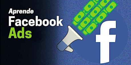Curso Online de Facebook ADS tickets