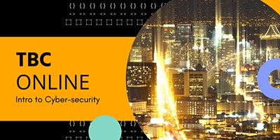 TBC Online| Intro to Cyber-security logo