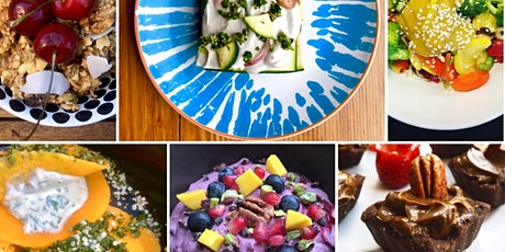 The Healing Cuisine's Raw Food Chef Certification COSTA RICA tickets