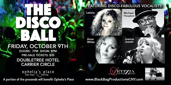 The Disco Ball image