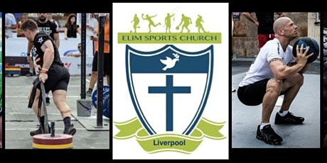 FREE TICKETS: Elim Sports Church - Friday Night On-Line Meetings tickets